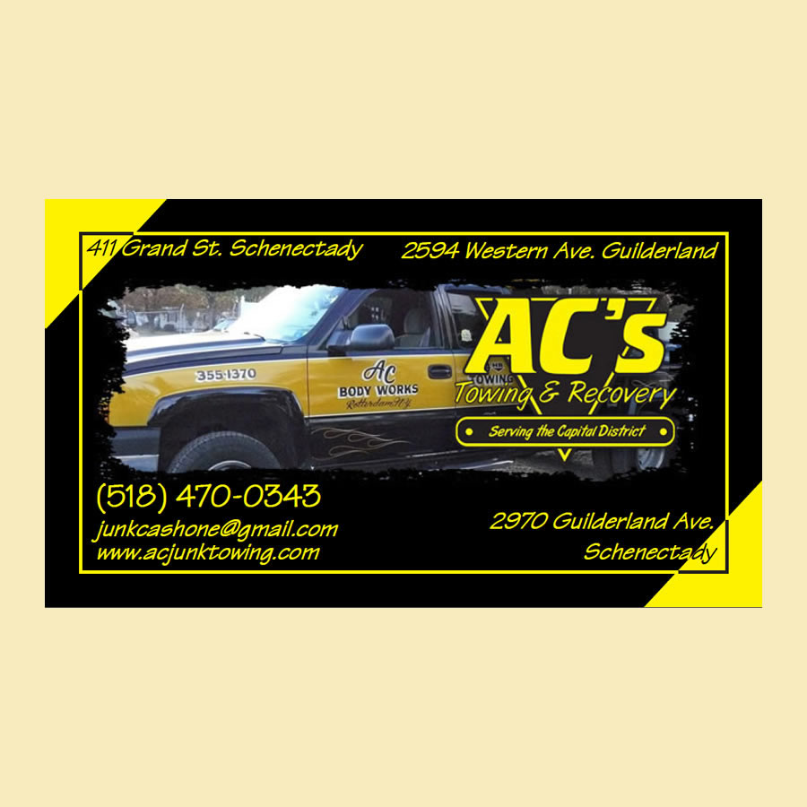 Business Cards | CT Graphics | Albany, NY • Springfield, MA ...